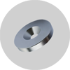 Neodymium Magnets With Countersunk Holes