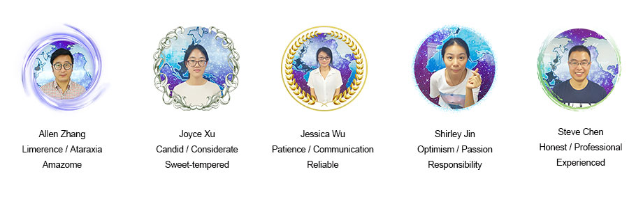 contact xinfeng team