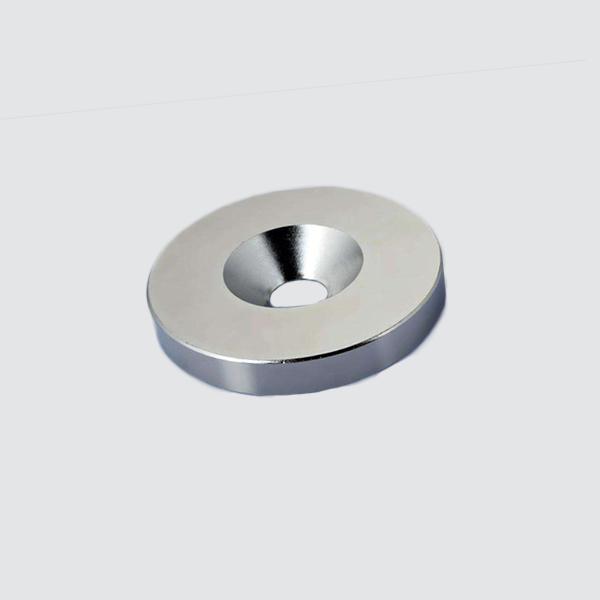 N35 D9xd5.7xd2.9×3.5mm Countersunk Neodymium Magnets