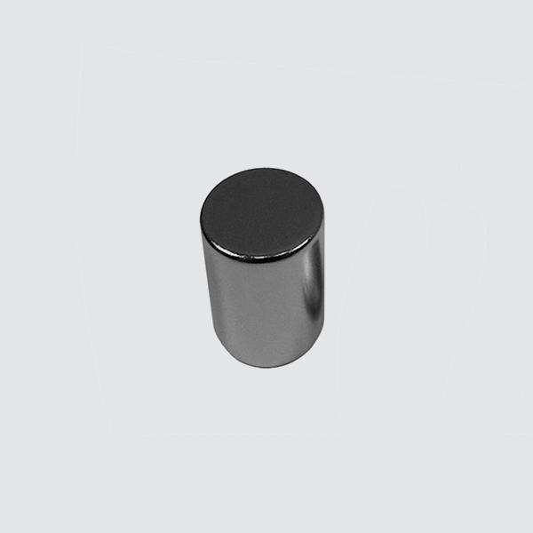 N35 D10x25mm Strong Cylinder Magnet Diameter Magnetized