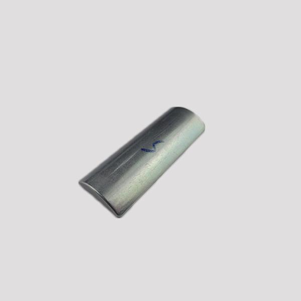 Neodymium Motor Magnet N35SH Zinc Coating R42 x r15 x L20mm