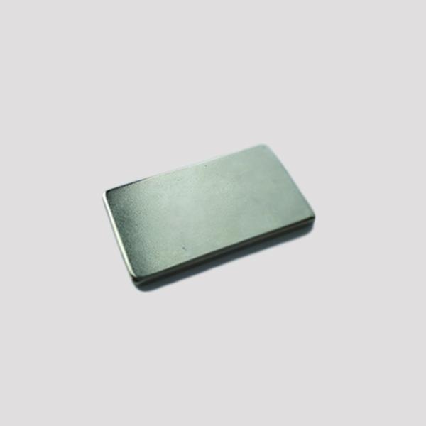 N50 Grade Rare Earth Neodymium Block Magnet