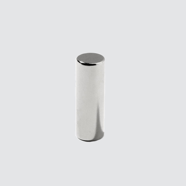 N52 Axial Magnetized Neodymium Cylinder Magnet